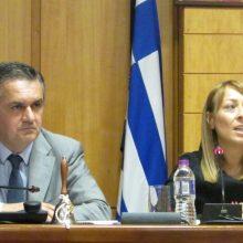 """Πρόταση μομφής από τρεις παρατάξεις του Περιφερειακού Συμβουλίου (Καρυπίδη, Ζεμπιλιάδου, Πράσσου) κατά της Προέδρου Ε. Ντιο: """"Aποφασίζουμε ΝΑ ΑΠΕΧΟΥΜΕ από την προσχηματική και παράτυπη συνεδρίαση της Κυριακής της Μικρής Αποκριάς – Προσκαλούμε την ΤΡΙΤΗ 25/2 σε σύσκεψη  φορείς και πολίτες"""""""