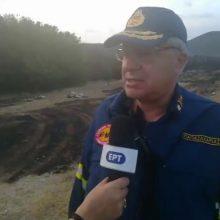 kozan.gr: Ώρα 20:00: Οριοθετήθηκε η φωτιά σε αγροτοδασική έκταση της Τ.Κ. Λευκάρων Σερβίων – Αυτή τη στιγμή δεν υπάρχει κανένα κίνδυνος επέκτασης της πυρκαγιάς – Τι είπε στο kozan.gr o περιφερειακός διοικητής της Πυροσβεστικής Δυτικής Μακεδονίας Αρχιπύραρχος Ανδρέας Παπαζαχαρίας (Βίντεο)