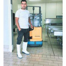 Άγγελος Παπαδόπουλος, από το Βατερό Κοζάνης: Διαβατήριο για τη δημιουργία ενός τυροκομείου η γνώση