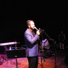 kozan.gr: Ηλίας Παλιουδάκης και Κώστας Πουτακίδης τραγούδησαν, το βράδυ της Τετάρτης 4/9, στο υπαίθριο δημοτικό θέατρο Κοζάνης (Βίντεο & Φωτογραφίες)