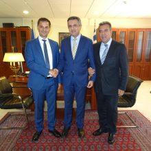 """kozan.gr: Χάρης Θεοχάρης, υπουργός Τουρισμού, απ΄την Κοζάνη: """"Η πολυ-κεντρική ανάπτυξη είναι γεγονός. Δεν υπάρχουν αποκλεισμοί"""" (Βίντεο)"""