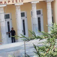 kozan.gr: Πρώτη επίσκεψη για Μιχαηλίδη & Σημανδράκο, το πρωί του Σαββάτου 7/9, στο Δημαρχείο Κοζάνης – Ολιγόλεπτη κουβέντα με το Δήμαρχο Κοζάνης Λ. Μαλούτα, για την επικείμενη συνεργασία τους αλλά και για τις αυριανές δημαιρεσίες για εκλογή νέου προεδρείου κι ανακοίνωση Αντιδημαρχών (Φωτογραφίες)