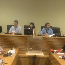 kozan.gr: Οι πρώτες φωτογραφίες & βίντεο από την 1η συνεδρίαση του νέου Δημοτικού Συμβουλίου Κοζάνης, το πρωί της Κυριακής 8/9
