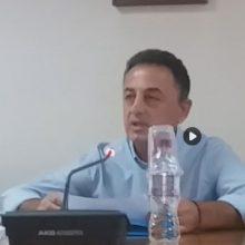 kozan.gr: Νέος πρόεδρος του Δημοτικού Συμβουλίου Εορδαίας, προτάθηκε κι εκλέχθηκε,  στην πρώτη συνεδρίαση, το μεσημέρι της Κυριακής 8/9, ο Ιωάννης Χαρακτσής – Αντιπρόεδρος ο Μιχάλης Σίσιος και  Γραμματέας η Μάρθα Μαυρίδου  (Βίντεο)