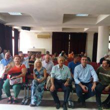 kozan.gr:  Oι ομιλίες του Δημάρχου Εορδαίας Π. Πλακεντά και των επικεφαλής των παρατάξεων στην 1η συνεδρίαση του Δημοτικού Συμβουλίου Εορδαίας, το μεσημέρι της Κυριακής 8/9 (Βίντεο)