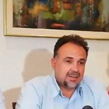 Τι ειπώθηκε στη σημερινή συνέντευξη τύπου στο ΕΒΕ Κοζάνης αναφορικά με την 1η Διευρυμένη Συνεδρίαση των Εμπορικών Συλλόγων της Π.Ε. Κοζάνης, που θα πραγματοποιηθεί την Τετάρτη 11 Σεπτεμβρίου, στα Σέρβια Κοζάνης