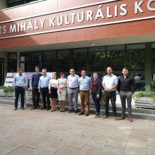 Συμμετοχή του Πανεπιστημίου Δυτικής Μακεδονίας στο INTERREG EUROPE έργο FRiDGE στο Szekszárd της Ουγγαρίας