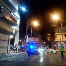 kozan.gr: Τροχαίο ατύχημα στην οδό Γκέρτσου στην Κοζάνη – Αυτοκίνητο χτύπησε και τραυμάτισε πεζή γυναίκα (Φωτογραφίες)