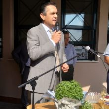 "kozan.gr: Γ. Κασαπίδης από τον αγιασμό στο 4ο Γενικό Λύκειο Κοζάνης: ""Πρόθεση της νέας Περιφερειακής Αρχής Δυτικής Μακεδονίας, είναι η θεσμοθέτηση του Περιφερειακού Συμβουλίου Εφήβων"" (Φωτογραφίες)"