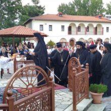 Στο Μοναστήρι της Παναγίας Ελεούσας Ζιδανίου της Ιεράς Μητροπόλεως  Σερβίων και Κοζάνης διαφυλάσσονται τα ιερά και τιμαλφή του γένους μας.  (του παπαδάσκαλου Κωνσταντίνου Ι. Κώστα)