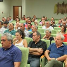 kozan.gr: Την 1η συνάντηση με τους Προέδρους και εκλεγμένους συμβούλους των Τοπικών Κοινοτήτων του Δήμου Κοζάνης είχε, το βράδυ της Τετάρτης 11/9, ο Δήμαρχος Κοζάνης Λ. Μαλούτας κι υπηρεσιακά στελέχη του Δήμου (35 Φωτογραφίες & Βίντεο 7′)