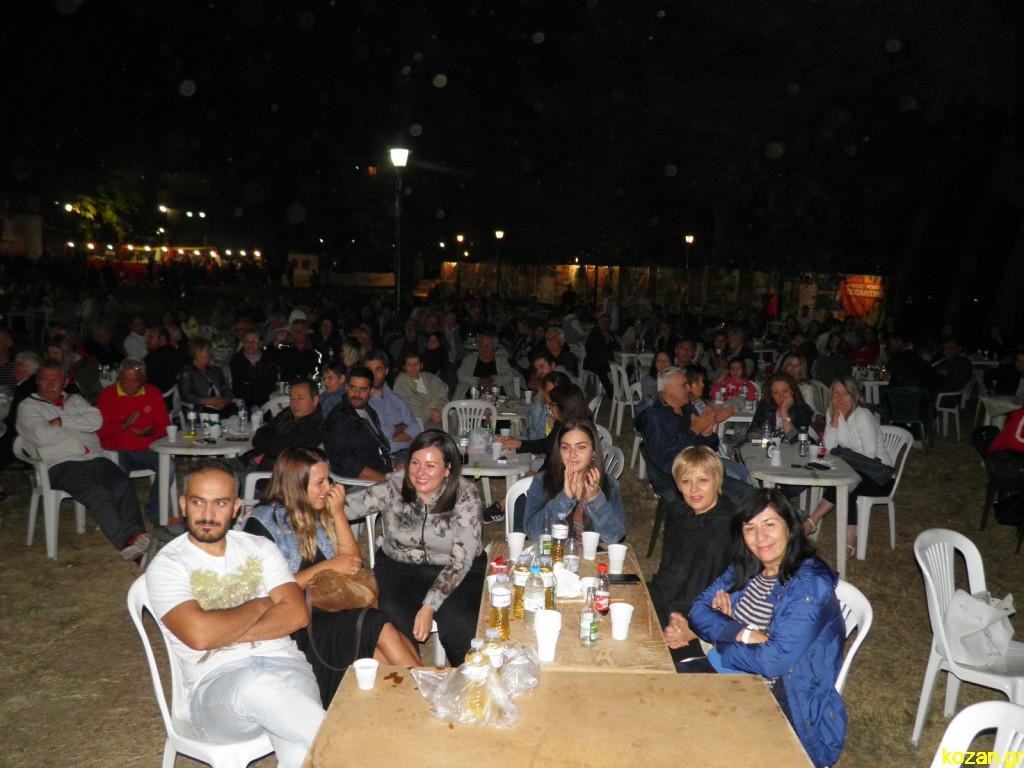 kozan.gr: Κοζάνη: Με τη συναυλία της Ρίτας Αντωνοπούλου ξεκίνησαν το βράδυ της Παρασκευής 13/9 οι εκδηλώσεις του 45ου Φεστιβάλ ΚΝΕ-Οδηγητή   (Φωτογραφίες & Βίντεο)
