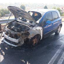 kozan.gr: Φωτιά σε αυτοκίνητο στα όρια του χωριού Κήπος Κοζάνης (Φωτογραφία & Βίντεο)