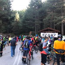 "kozan.gr: Γέμισε ποδηλάτες, το πρωί της Κυριακής 15/9, το Βελβεντό, για το VelvetRides Enduro – 5ο γύρο του πρωταθλήματος ορεινής ποδηλασίας enduro MTB 2019 με ονομασία ""Enduro Greek Series"" (Βίντεο & Φωτογραφίες)"