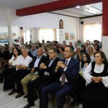 kozan.gr: Εκδηλώσεις μνήμης της γενοκτονίας των Ελλήνων της Μικράς Ασίας από το Τουρκικό κράτος, πραγματοποίησε σήμερα,  Κυριακή 15/9, ο Μικρασιατικός Σύλλογος Π.Ε. Κοζάνης (Φωτογραφίες & Βίντεο)