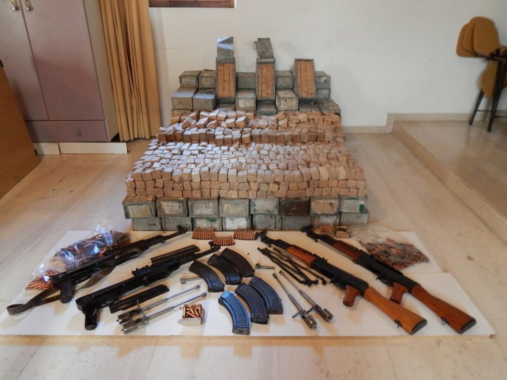 Εξαρθρώθηκε σπείρα που διακινούσε όπλα – Mέλος της και 64χρονος από την Πτολεμαΐδα