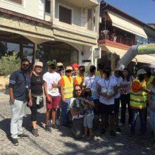 Πρόσφυγες, ερασιτέχνες και επαγγελματίες αθλητές στο 18ο Δρόμο του Απολλόδωρου στην Αιανή Κοζάνης – Ο μικρότερος αθλητής της φετινής διοργάνωσης ήταν 3 ετών και ο μεγαλύτερος 74 ετών