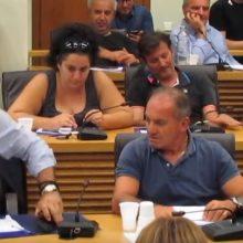 kozan.gr: Αντιπαράθεση Κ. Μιχαηλίδη με Φ. Κεχαγιά στο Δημοτικό Συμβούλιο Κοζάνης …σε σχέση με τη θέση των εδράνων (Βίντεο)