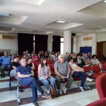 Σύσκεψη για τα ζητήματα που απασχολούν τις σχολικές μονάδες Πρωτοβάθμιας Εκπαίδευσης του Δήμου Εορδαίας (Φωτογραφίες)
