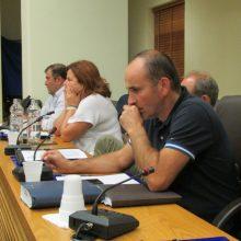 "kozan.gr: Χύτρα ειδήσεων: Παραλάβαμε ""καμμένη γη"", είπε ο Κ. Καλεντηριάδης, για την κατάσταση την οποία βρήκε κι αντιμετώπισε, αναλαμβάνοντας, ως πρόεδρος, τη διοίκηση του Εκθεσιακού Κέντρου Δ. Μακεδονίας  – Αποποιήθηκε των ευθυνών του, γι' ακόμη μια φορά, ο τέως Πρόεδρος του ΕΒΕ Κοζάνης, λέγοντας, απλώς, ότι: ""Δεν θα απολογηθώ εγώ για τις προηγούμενες διοικήσεις του Εκθεσιακού"", ενός φορέα άρρηκτα συνδεδεμένου με το ΕΒΕ Κοζάνης, στον οποίο (φορέα) το ΕΒΕ συμμετέχει με μετοχικό κεφάλαιο 60%"