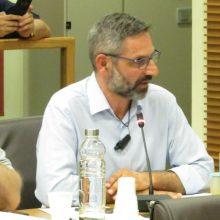 O Λ. Ιωαννίδης μιλά για την απόφασή του να πει οριστικό αντίο από την αυτοδιοικητική σκηνή του Δήμου Κοζάνης (Bίντεο)