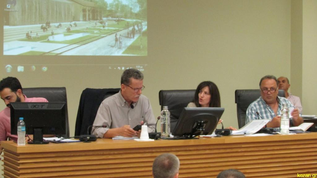 Συνεδριάζει, μέσω τηλεδιάσκεψης, την Δευτέρα 17/5, το Δημοτικό Συμβούλιο Κοζάνης