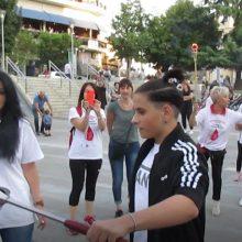 kozan.gr: Ο Αλέξανδρος Μελισσινός άναψε το βωμό της 17ης λαμπαδηδρομίας στη κεντρική πλατεία Κοζάνη (Φωτογραφίες & Βίντεο)