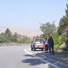 "kozan.gr: Μετά την ανάδειξη του θέματος από το kozan.gr, κάτι αρχίζει να ""κινείται"" στην πεζο-διαδρομή που χρησιμοποιούν οι φοιτητές – κι όχι μόνο – από την έξοδο της πόλης (Κοζάνης) μέχρι το πρώην ΤΕΙ Δ. Μακεδονίας στα Κοίλα (Φωτογραφίες)"