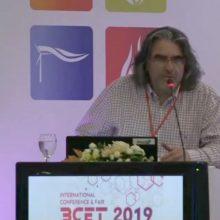"""kozan.gr: Χ. Ελευθερίου, στο συνέδριο «Μετάβαση των Βαλκανίων στην Καθαρή Ενέργεια»: """"Τι θα πει καθαρή ενέργεια;  Δεν υπάρχει καθαρή ενέργεια – Η γη είναι μεγάλη πορ…η και τα καταφέρνει συνεχώς"""""""