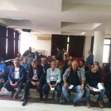kozan.gr: Με όλους τους Προέδρους των Τοπικών Κοινοτήτων του Δήμου Εορδαίας, συναντήθηκε το πρωί της Παρασκευής 20/9, ο δήμαρχος Παναγιώτης Πλακεντάς (Βίντεο)