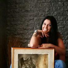 Πτολεμαΐδα: Κριτής σε Παγκόσμιο Διαγωνισμό Εικαστικών Τεχνών η Ντανιέλα Σιδηροπούλου