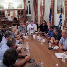 Δήμος Κοζάνης: Αυτοδιοίκηση και συνδικαλιστικοί φορείς στο τραπέζι του διαλόγου, με κοινή αγωνία για το μέλλον της ΔΕΗ και της περιοχής εν όψει των διαφαινόμενων ραγδαίων εξελίξεων