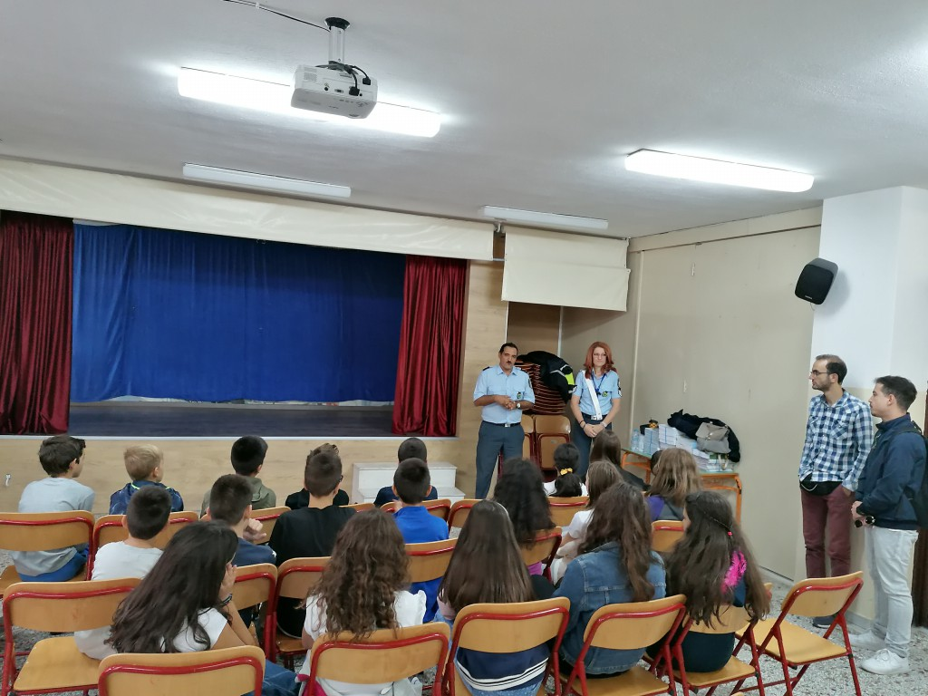 Mε τη δράση «Περπατώ, παίζω, μαθαίνω», συνεχίστηκαν χθες 19 Σεπτεμβρίου, οι δράσεις του Δήμου Κοζάνης στο πλαίσιο της Ευρωπαϊκής Εβδομάδας Κινητικότητας
