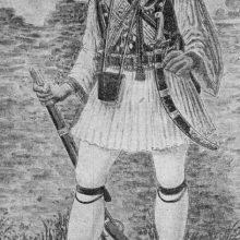 Σα σήμερα: 20 Σεπτεμβρίου 1925 – Σκοτώνεται ο θρυλικός λήσταρχος Φώτης Γιαγκούλας από το Μεταξά Σερβίων