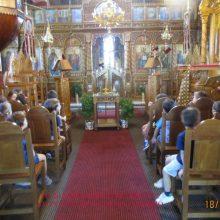 Το 2ο Νηπιαγωγείο Βελβεντού επισκέφτηκε  τον Ιερό Ναό του Αγίου Διονυσίου εν Ολύμπω.  του παπαδάσκαλου Κωνσταντίνου Ι. Κώστα