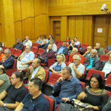kozan.gr: Σωκράτης Φάμελλος, από την Κοζάνη, σε εκδήλωση του ΣΥΡΙΖΑ για την ενέργεια: «Η ΝΔ προδίδει, πολύ γρήγορα, τη μεσαία τάξη κι αποδεικνύει ότι το μόνο που έχει στo νου της είναι η ιδιωτικοποίηση. Μας το λένε για την ΔΕΗ, μας το είπαν για το νερό, το ίδιο μαθαίνουμε ότι σχεδιάζουν για τα δίκτυα του φυσικού αερίου» (Βίντεο 17′ & 25 Φωτογραφίες)