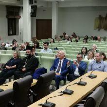 kozan.gr:  Κοζάνη: Ξεκίνησε το βράδυ της Παρασκευής 20/9, η διήμερη επιστημονική εκδήλωση με τίτλο «Νεώτερα Δεδομένα σε θέματα διαγνωστικής και θεραπευτικής Ογκολογίας» (Φωτογραφίες & Βίντεο)