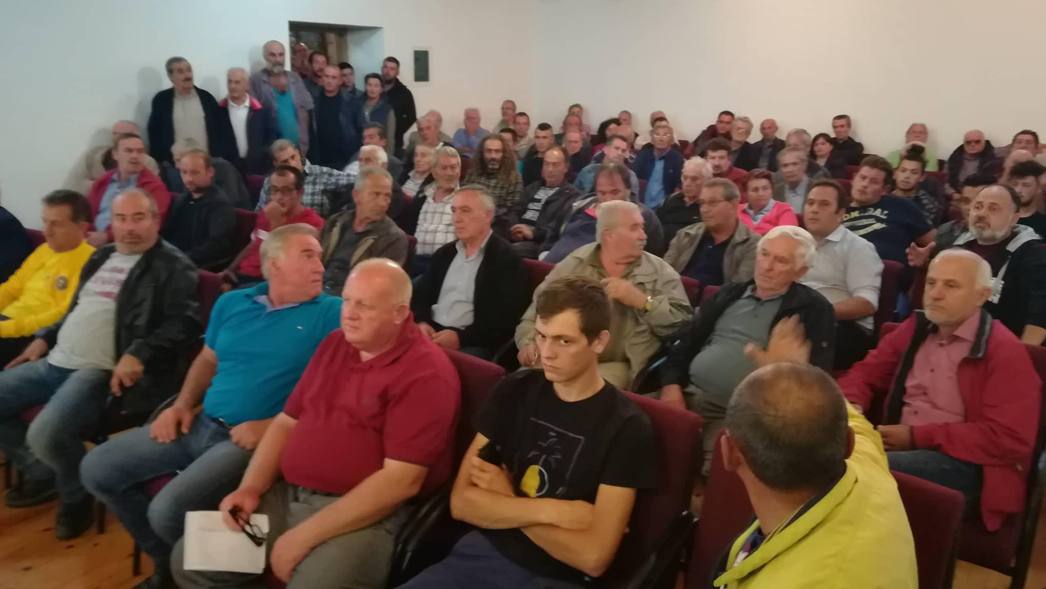 kozan.gr: Τσοτύλι: Συνάντηση με θέμα την επίλυση του προβλήματος της ξύλευσης για τη φετινή χειμερινή περίοδο πραγματοποιήθηκε το βράδυ της Παρασκευής 20/9
