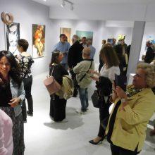 kozan.gr: Έργα ζωγραφικής, γλυπτικής, χαρακτικής, κεραμικής, ψηφιδωτού και Video Art, με θέμα τον έρωτα, στα εγκαίνια της Ομαδικής Εικαστικής Έκθεσης, με τίτλο ¨Ο ΕΡΩΤΑΣ¨, που πραγματοποιήθηκαν, το βράδυ του Σαββάτου 21/9, από τα μέλη του ΣΚΕΤΒΕ – Συλλόγου Καλλιτεχνών Εικαστικών Τεχνών Βορείου Ελλάδος  (Φωτογραφίες & Βίντεο)