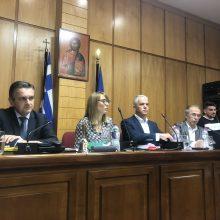 Συνεδριάζει την Τετάρτη 16 Οκτωβρίου το Π.Σ. Δ. Μακεδονίας με 1ο θέμα συζήτησης την έγκριση υποβολής Πρότασης στο ΕΑΠ 2012-2016 για το έργο με τίτλο: «Προκαταρκτικές μελέτες αρδευτικού Βόρειας Ζώνης λίμνης Πολυφύτου με άρδευση από τους ταμιευτήρες Πολυφύτου και Ιλαρίωνα»