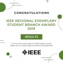 Βράβευση του φοιτητικού παραρτήματος IEEE του Τμήματος Πληροφορικής του Πανεπιστημίου Δυτικής Μακεδονίας