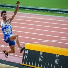 Δεν τα κατάφερε ο Μίλτος – Ο 21χρονος Γρεβενιώτης πρωταθλητής κατέλαβε την 10η θέση στον τελικό του άλματος