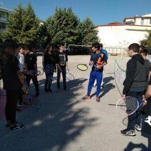 6η Πανελλήνια Ημέρα Σχολικού Αθλητισμού στο 2ο Γυμνάσιο Πτολεμαΐδας