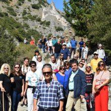 Με επιτυχία πραγματοποιήθηκαν οι εκδηλώσεις που διοργάνωσε η Εφορεία Αρχαιοτήτων Κοζάνης στο πλαίσιο του εορτασμού των «Ευρωπαϊκών Ημερών Πολιτιστικής Κληρονομιάς 2019» (Φωτογραφίες)