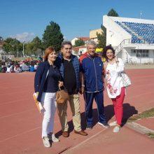 Επίσκεψη από τον Πρόεδρο του Ν.Π.Δ.Δ. Δήμου Τριπόλεως στις αθλητικές εγκαταστάσεις του Δήμου Εορδαίας