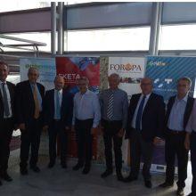 Πτολεμαΐδα: Επίσκεψη του Υφυπουργού Περιβάλλοντος και Ενέργειας κ. Γ. Θωμά