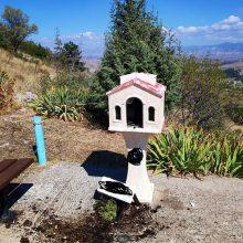"""Σχόλιο αναγνώστη στο kozan.gr: Κοζάνη: """"Βανδαλισμένα εικονοστάσια στο δρόμο για τον Ψηλό Αϊ – Λιά"""" (Φωτογραφίες)"""