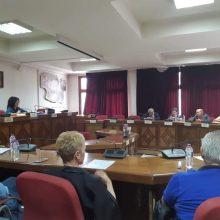 Σύσκεψη για τα ζητήματα που απασχολούν τις σχολικές μονάδες δευτεροβάθμιας εκπαίδευσης του Δήμου Εορδαίας
