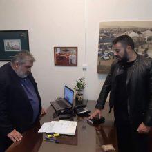 Ορκωμοσία νέων συμβούλων στις Κοινότητες Προαστίου και Πτολεμαΐδας