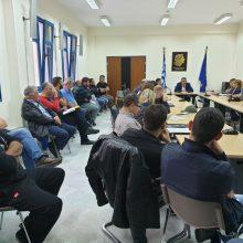 «Προετοιμασία και λήψη προληπτικών μέτρων για την αφρικανική πανώλη των χοίρων» από την Αποκεντρωμένη Διοίκηση Ηπείρου-Δυτικής Μακεδονίας